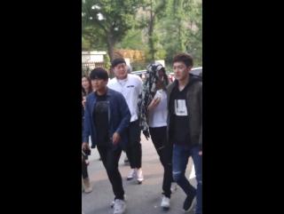 [Fancam] 160909 NU'EST // Music Bank