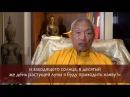 Сердечные советы Къябдже Намка Дриме Рабджам Ринпоче практикующим буддистам России
