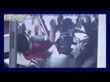 Токийский форсаж на автобусах Angry driver rams into bus, injures 6