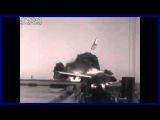 Fatal Crash Landing On Aircraft Carrier 1955