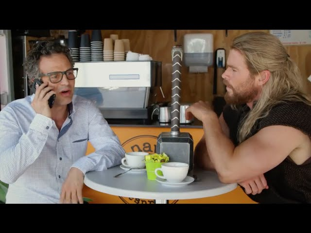 Captain America: Civil War: Team Thor Funny Reason Why Thor Hulk Weren't in Movie