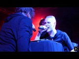 Asper X и Вадим Самойлов - Ты будешь гореть в аду (Moscow, Live in Glastonberry Pub 70516)
