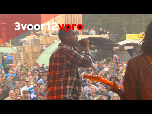 Oddisee - That's Love live op Into The Great Wide Open 2015