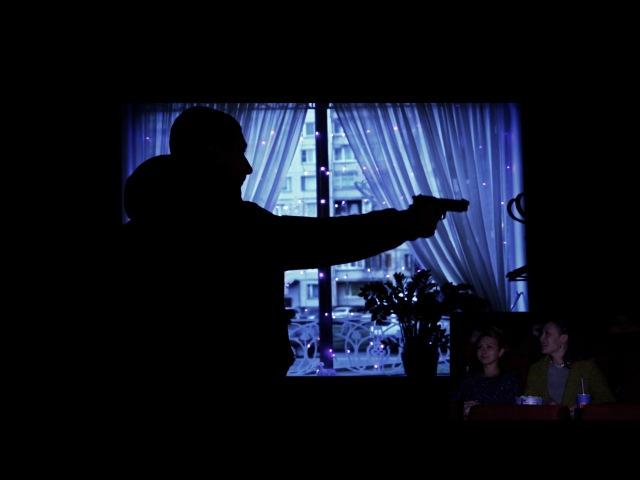 Самое красивое предложение руки и сердца в кинотеатре с неожиданной концовкой г. Колпино.