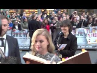 Emily VanCamp - THE FIRST AVENGER: CIVIL WAR Berlin 21.04.2016