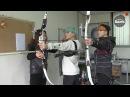 BANGTAN BOMB BTS 방탄소년단 Became an archer SUGA JIMIN's new challenge for ISAC