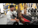 IFBB Men's Physique Pro Raymont Edmonds: Chest Workout