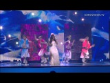 Gaitana - Be My Guest - Live - Grand Final - 2012 Eurovision Song Contest
