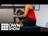 The Stretch That Will Make Your Knees Feel 10 Years Younger  #OWNSHOW  Oprah Online