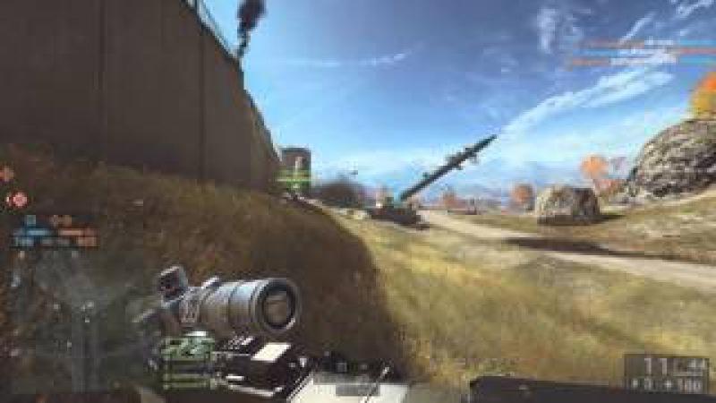 Battlefield 4 | Нарезка эпичных моментов