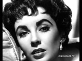 Elizabeth Taylor 's 100 most beautiful pictures (ft la vie en rose, long version HQ)