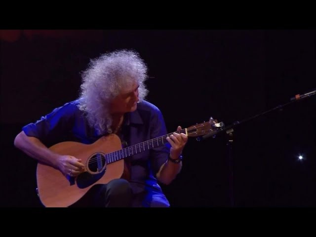 Brian May Kerry Ellis - I Who Have Nothing (Live at Montreux 2013)