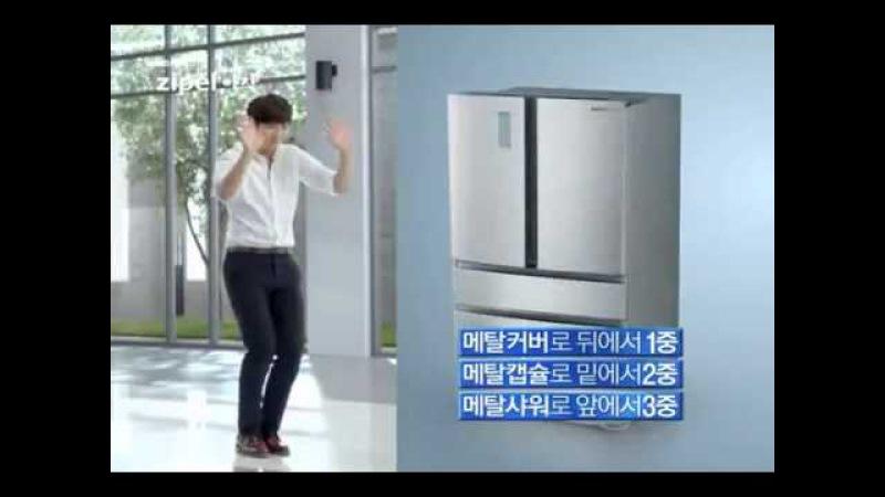 CF Lee Seung Gi PSY (PSY) Metal Dance Zipel crunchy M9000 TV