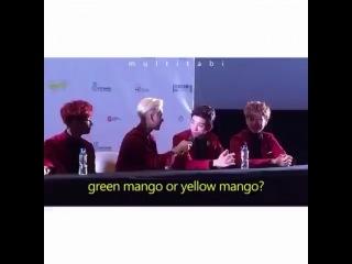 """GOT7 on Instagram: """"I like youI'm not a food ok? 😂 LMAO this ship tho hahaha#got7 #got7vine"""""""