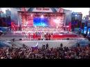 Алсу и все звёзды. Концерт на Красной площади - Широка страна моя родная