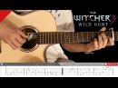 [TUTORIAL] Lullaby of Woe (A Night to Remember) - The Witcher 3: Wild Hunt - Guitar Lesson