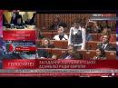 Савченко на сесси ПАСЕ: мы платим за спокойствие Европы и за мир своей кровью!  20.06.16