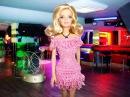 Коктейльное платье для барби. Одежда для кукол своими руками