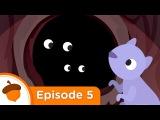 5 серия - Обучающий мультфильм на английском языкеA Stormy Day  Treetop Family Ep.5  Cartoon for kids