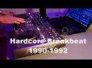 Old Skool Hardcore Breakbeat Mix (1990-1992) Mixed By DJFX