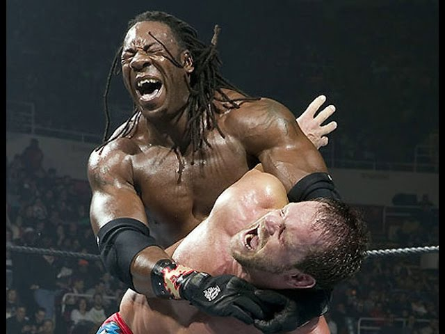 Chris Benoit vs Booker T: United States Championship Match - WWE Survivor Series 2005