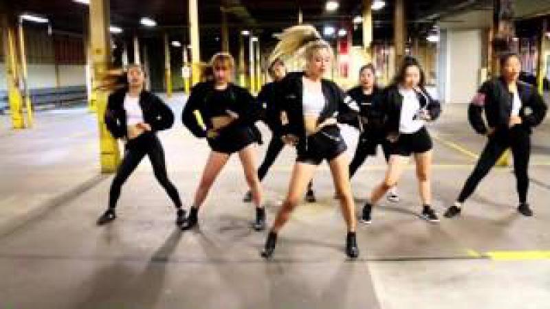 HELLO BITCHES CL IMI DANCE COVER