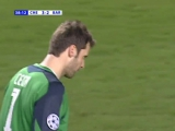 Красавец-гол в исполнении Роналдиньо в ворота лондонского Челси
