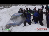 Cars and Girls Nude ... Группа (+18)  - Finnish Rally Action 2015