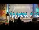 Отчётный концерт ДК им. К.И. Поченкова 22.04.2016г. коллектив«Bиноградинки», танец «Мамба»