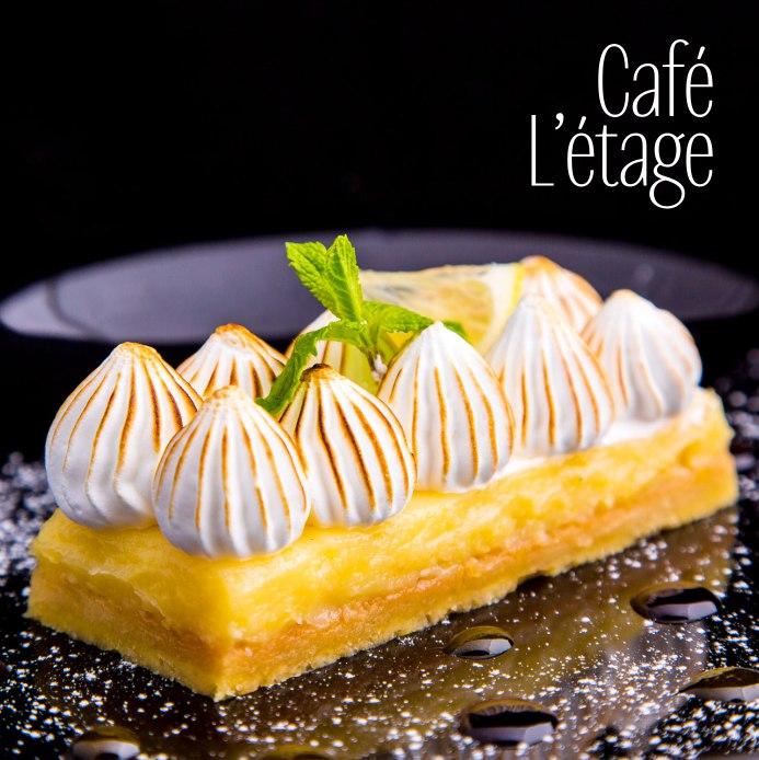 Бізнес-ланчі в Café L'étage image