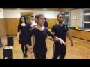 Лезгинка в Казани - первый урок осетинского шага