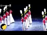 Сверхточный танец солдатиков