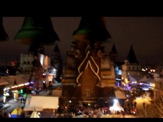 Крещение Господне в Измайловском Кремле 2016
