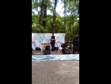Bebopovsky And The Orkestry Podyezdov - She Has Dyed Her Hair Red (Live At Gagarin's Park 25.06.16)
