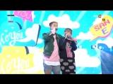 [160114] San E (산이) Kang Min Hee (강민희) - Me You + Sour Grapes (못먹는 감) @ Seoul Music Awards 2016