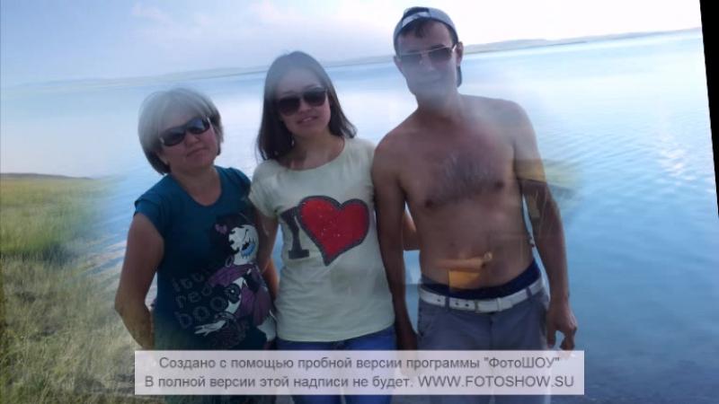 Лето в Егиндыбулаке