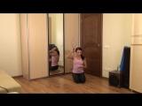 3 упражнения для похудения и плоского живота!