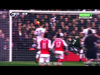 Эффектный гол Рэмзи | Kulikov | vk.com/nice_football
