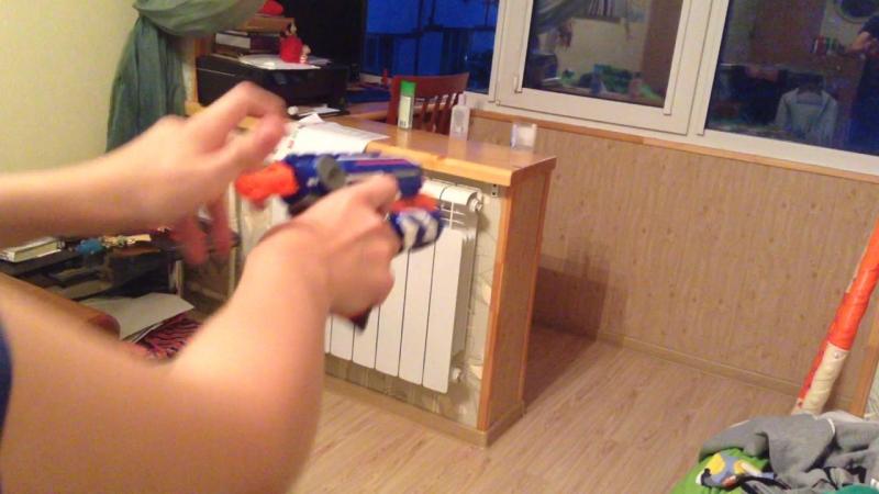 Стрельба из Файрстрайка
