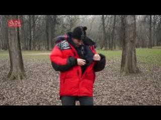 Обзор самой теплой куртки BASK Khan-tengri