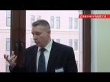 Фёдор Степанов на Московском экономическом форуме 2015