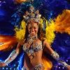 Бразильское шоу Sol Brasil! Уроки самбы!