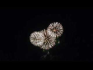 Firework. Day of the city. Naberezhnye Chelny 30.08.2016