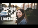 Topshop NYE Lookbook sunbeamsjess