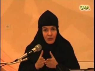 Монахиня Нина Тепло домашнего очага Беседа 2 Мама, он самый лучший!