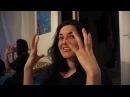 Проходим глубинный массаж лица, энергетический массаж рейки • Мастер Елена Миролюбова | VLOG 2