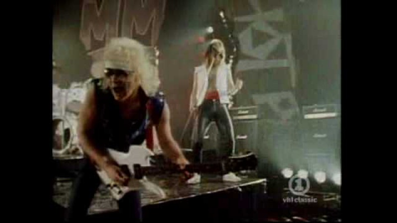 GREAT WHITE - Substitute Hard Rock HQ VIDEO