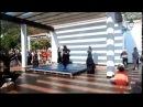 Танцы фламенко, испанская чечетка, Михас, Андалусия, Испания, 18 ноября 2015 г