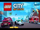 Лего Сити Игра как Мультик про машинки Полицейская машина Пожарная машина LEGO City My City 2