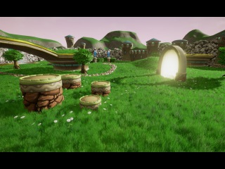 Spyro The Dragon: Artisans Homeworld [Unreal Engine 4]